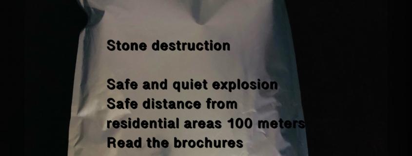 بلک پاور انفجار بی خطر